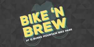 7th Annual Bike and Brew at Burke Mountain.