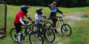 Kids Mountain Bike Adventure Camp